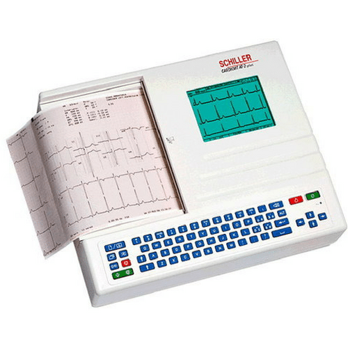 Schiller AT-2 PLUS ECG