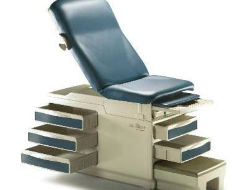 Reupholster Your Exam Tables with Quince