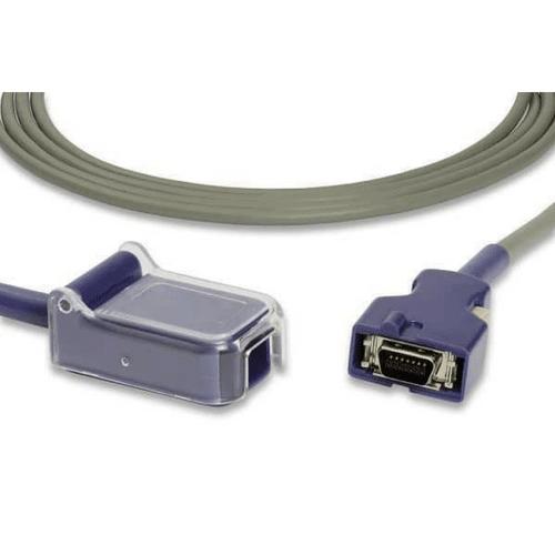 Covidien Nellcor Compatible SpO2 Adapter Cable - DOC-10