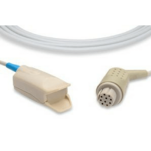Datex Ohmeda Compatible Direct-Connect SpO2 Sensor – OXY-F4-N